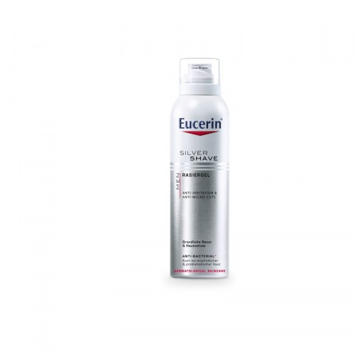 Eucerin MEN Silver Shave Gel za brijanje 150 ml